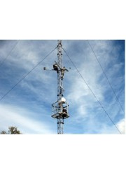 JLC-QFF型风力发电环境监测站