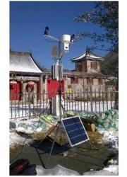 JLC-QBX型便携式自动气象站