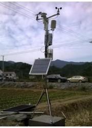 JLC-QTJ型田间小气候自动观测站