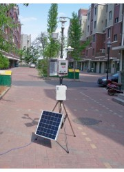 JLC-QCS型超声波自动气象站