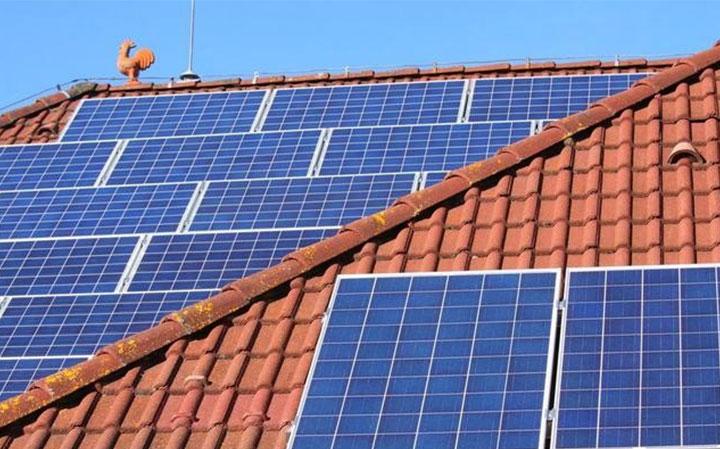 屋顶上太阳能发电培训班来啦!免费参加!