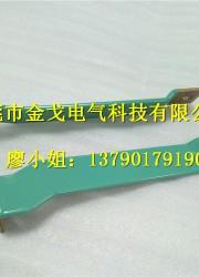 连接导电铜排 环氧树脂涂层铜排涂塑技术