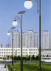 节能减排:太阳能路灯的应用