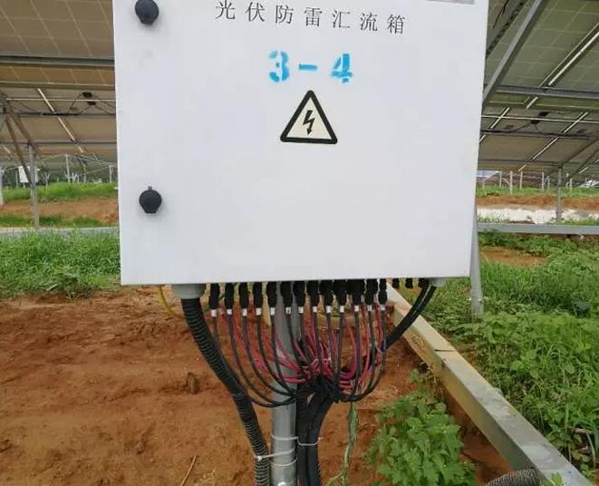 光伏电站电缆设计总结–直流电缆及光缆敷设