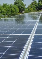 光伏发电设备(分布式屋顶系统)