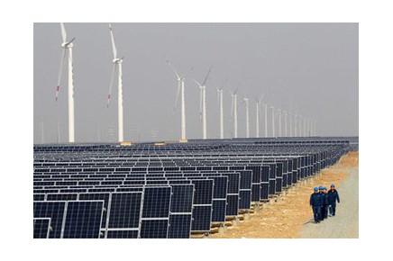 除了发电,风光的协同效益还在哪