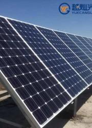 安徽越灿光伏科技公司太阳能设备选址灵活