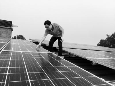 北京一个自发电家庭样本调查