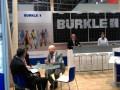 Bürkle在EU PVSEC上展示更快的晶硅组件层压技术