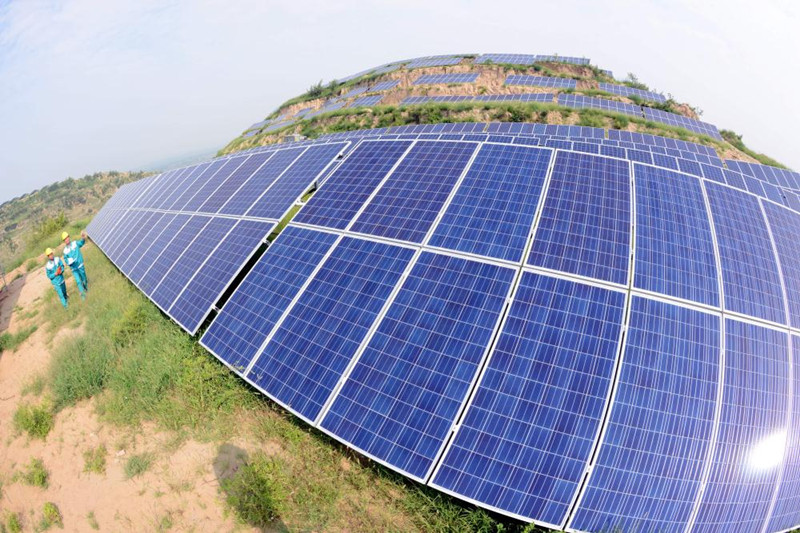 常德200MW分布式光伏发电项目开工 建成后可实现年均上网电量1.54亿度