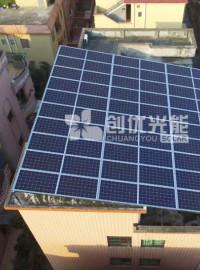 单晶硅分布式光发电系统的承接安装