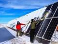 下雪的冬天 如何让光伏电站持续创收!