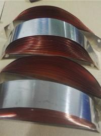 铜箔连接片 电池软铜排 铜箔软连接-- 东莞金戈电气科技有限公司