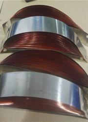 铜箔连接片 电池软铜排 铜箔软连接