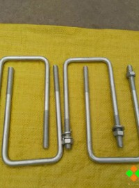 光伏支架地脚螺栓/U型螺栓/预埋螺栓-- 安徽维航光伏新能源有限公司