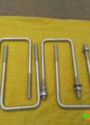 光伏支架地脚螺栓/U型螺栓/预埋螺栓