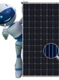晶澳单晶太阳能组件340W-- 武汉伏能特能源科技有限公司