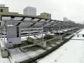 下雪天光伏组件还能发电吗?如何清理组件上的积雪?
