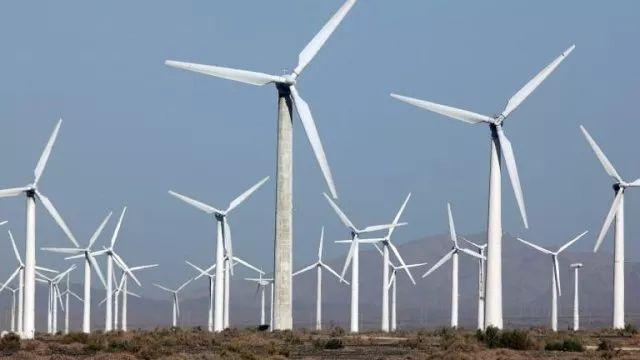 ▲新疆拥有中国最大的风力发电基地 (图:澳媒)