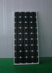 供应单晶18V100W太阳能电池板,太阳