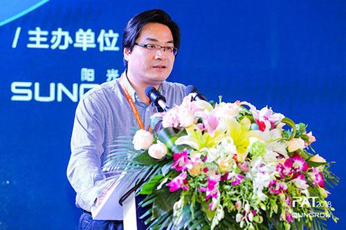 上海市太阳能学会理事长沈文忠