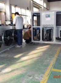 昆山光伏焊带压延冷水机-- 苏州安士佳机械有限公司