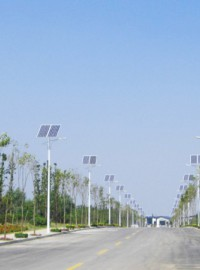 供应太阳能路灯-- 陕西炬焰光伏有限公司