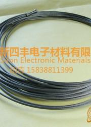 厂家直销单晶炉用钨丝绳规格齐全耐高温寿命长籽晶绳 钨钢绳