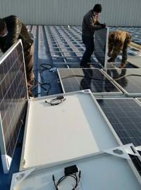 岳阳太阳能光伏发电-- 江苏无锡天能晶科(岳阳)新能源有限公司