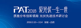 第九届国际光伏性能建模与监测研讨会 (PVP