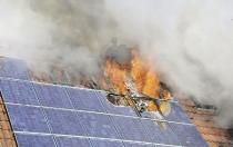 夏天到了 火灾事故频发 光伏电站如何防火?
