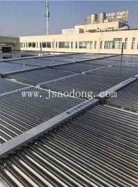 卓奥承接医院太阳能热泵热水系统-- 江苏卓奥节能设备安装工程有限公司