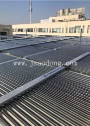 卓奥承接医院太阳能热泵热水系统