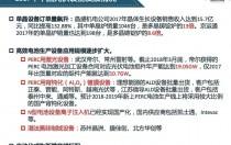 2018SNEC王勃华:光伏行业发展形势分析