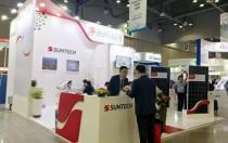 无锡尚德亮相韩国2018世界太阳能博览会