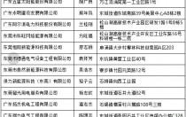 广东东莞分布式光伏项目施工企业名单