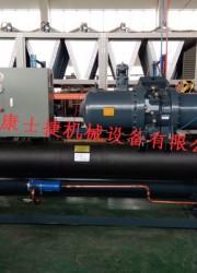 光伏行业控温制冷设备-螺杆式冷水机