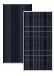 商用户用 310-330W 多晶 72片 光伏板