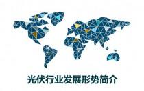 王勃华:中国光伏行业发展形势介绍