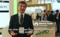 晶科能源2018墨西哥MIREC峰会接受专访看好墨西哥光伏发展