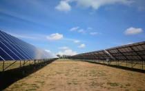 爱康为内蒙最大敖汉旗光伏扶贫项目提供100MW耐候钢新型支架
