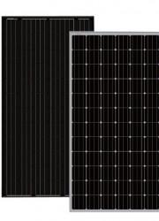 单晶330-360瓦72片串太阳能组件