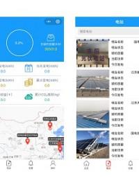 智能光伏电站运维监控系统-- 深圳市晟鑫能源科技有限公司