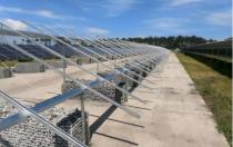 美国推出光伏电站支架固定新方案