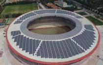 是世界杯赛场,也是光伏发电厂!