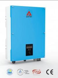 奥太ASP-4/5KHF组串隔离型光伏逆变器-- 山东奥太电气有限公司