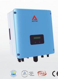 奥太ASP-4/5/6KTLD组串非隔离型逆变器-- 山东奥太电气有限公司