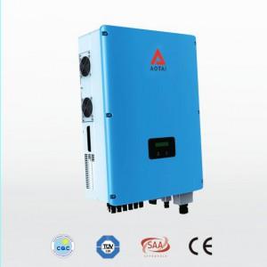 奥太ASP-17/20/22KTLC组串非隔离光伏逆变器-- 山东奥太电气有限公司