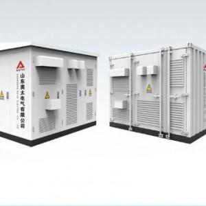 奥太ANBF-1000K/1260K逆变房-- 山东奥太电气有限公司