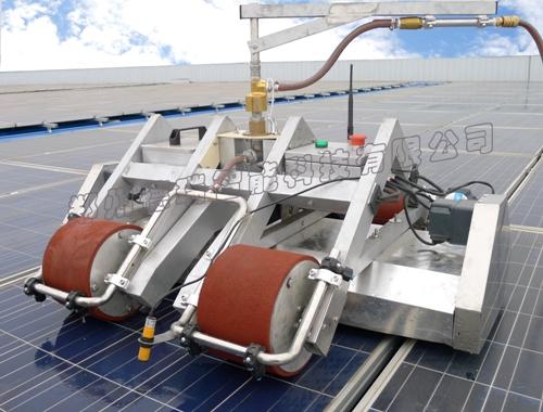 供应小型便携式光伏清洁机器人,光伏组件清洗机器|公司动态-郑州德瑞智能科技有限公司